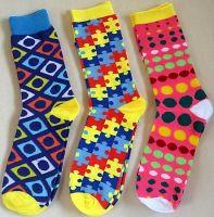 Printed Fashion Socks
