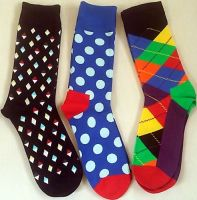 Crazy Novelty Mens Socks