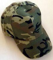 Army Green Camo Cap