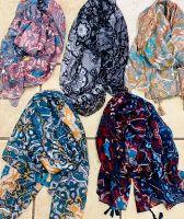 Paisley Fashion Scarf